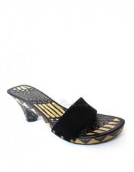 Kelom Geulis Batik Hitam Putih Natural